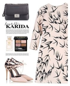 """Fratelli Karida"" by yexyka ❤ liked on Polyvore featuring Rochas, Ballin, Fratelli Karida, Tory Burch, Gucci and FratelliKarida"