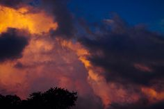 Dramatic sky by LaMica Wilson on 500px