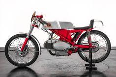 1973 MotoBi 125 Sport Special - MotoBi - Moto d'epoca - Ruote da Sogno Road Racer Bike, Motorcycle, Car, Vehicles, Sports, Hs Sports, Automobile, Motorcycles, Sport