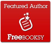 I'm a featured author at Freebooksy