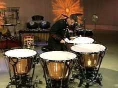 The Complete Percussionist, A great introduction to  Band/Orchestra percussion instruments and techniques from the US Army Field Band.