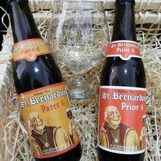 Combo St.Bernardus com exclusiva taça Primbier.