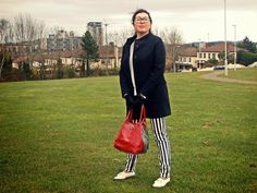 Dr Martens Siano and striped trousers Dr. Martens, Trousers, Style, Fashion, Trouser Pants, Swag, Moda, Pants, Fashion Styles