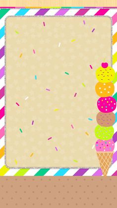 Ice cream wallpa