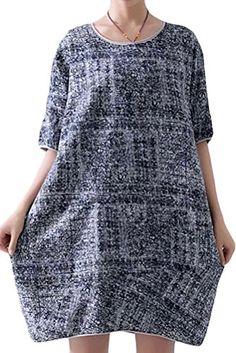Mordenmiss linen dress.