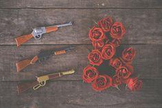 guns & roses* emily blincoe via thisampersandthat