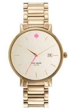 Kate Spade 'Gramercy' watch