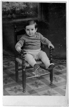 (06/25/1938) Berlin, Germany+Antwerp, Belgium (10/12/1942) sadly murdered at Auschwitz  4 years old