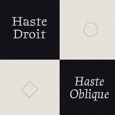 Haste Droit & Oblique ✈️🏁