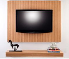 Lcd Tv wall mount ideas