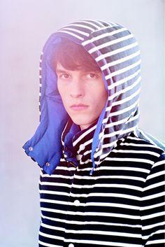 PETIT BATEAU x KITSUNE - #menswear #fashion #mode #homme  >> la-pause.net/