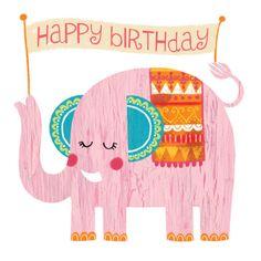 Louise Anglicas - LAS_Elephant Birthday