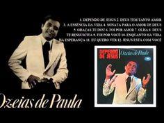 Ozéias de Paula   Dependo de Jesus Cd Completo Bandeira Branca 1978