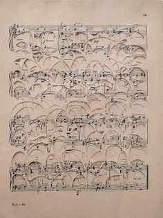 Al Souza. Sheet Music #2.
