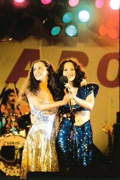 Gal Costa e Maria Bethânia