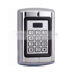 38.69$  Buy here - http://aip6k.worlditems.win/all/product.php?id=1124960976 - DIYSECUR Door Access Control RFID ID Card Reader Metal Case Security + 10 Free Keyfobs for House Office