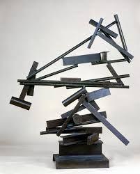 very cool Smith piece Steel Sculpture, Modern Sculpture, Sculpture Art, Metal Sculptures, David Smith Sculptor, Gagosian Gallery, Geometric Sculpture, Morris Chestnut, Welding Art