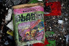 """Alan Ford - Raccolta TNT Gold - foto di Carlotta Coppo """"Chiedi alla Polvere"""""""