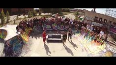 Jonboi & Pikkis - Läpi aurinkolasien feat. Juno (virallinen musiikkivideo)