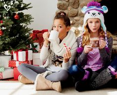 Things we love about the holidays: hot cocoa!