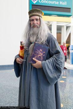 Albus Dumbledore (Harry Potter) #Comikaze 2015
