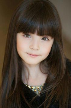 October joy and beuty girl hairstyles, little girl haircuts Kids Girl Haircuts, Teen Girl Hairstyles, Toddler Haircuts, Girls School Hairstyles, Natural Hair Styles For Black Women, Short Hair Styles Easy, Short Hair Updo, Long Haircuts With Bangs, Hairstyles With Bangs