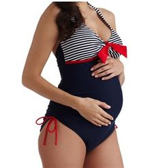 54059d95c0757 Gorgeous maternity swimwear for mums-to-be