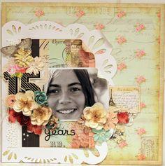15 YEARS *** MY CREATIVE SCRAPBOOK*** - Scrapbook.com