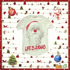 MY T-SHIRT Christmas