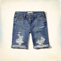 Girls Hollister Boy Shorts | Girls Bottoms | HollisterCo.com.