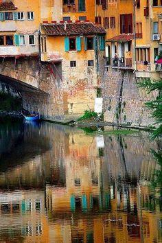 Ponte Vecchio - Florença - Itália.