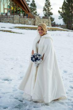 Rachel & Jesse on Borrowed & Blue, Edgewood Tahoe wedding, winter wedding, South Lake Tahoe wedding