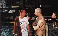 With Bob Halford, Rio de Janeiro