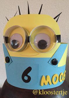 Verschrikkelijke ikke verjaardagsmuts