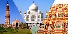 Get the fun of three places in single tour Package. GreenchiliHolidays offers Delhi Agra Jaipur tour Package at an affordable price. Explore the beauty of Pink city and Taj with us. Like Agra, Delhi is one of the maximum visited and have to visit traveler locations. This city enjoys largest traveler arrival inside the country.