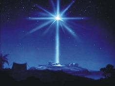 Black Nativity Card Reader Mother Mary Star Of Bethlehem O Holy Night