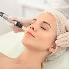 Microneedling with PRP Therapy for Facial Rejuvenation Microneedling With Prp, Dermapen Microneedling, Skin Needling, Facial Rejuvenation, Skin Resurfacing, Aesthetic Beauty, Anti Aging Facial, Chemical Peel, Skin Care Treatments