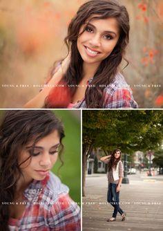 Oregon senior portrait photographer, Holli True, photographs Class of 2015 high school senior, Krysten, in Portland. Urban, city, park, senior pictures, poses, posing, senior photography, young and free, senior girl.