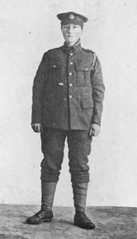 Denis Smith (Born Dorothy Lawrence) was an English reporter who disguised herself as a man to go undercover during World War I. Dorothy, 19, was living in Paris and wanted to be a war reporter – something that was impossible due to her sex, and the difficulty that even males were having at the time getting to the front lines as journalists. She persuaded two young English soldiers to give her a uniform; she had her hair cut short in a military style, and colored her skin with diluted…