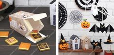 Halloween Special - Haunted Houses Gift Boxes - by Kalo And Minya