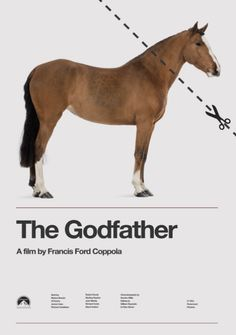The Godfather Minimal Movie Poster – Francis Ford Coppola Minimal Movie Posters, Minimal Poster, Cinema Posters, The Godfather Poster, Godfather Movie, Der Pate Poster, Pulp Fiction, Posters Vintage, Vintage Movies