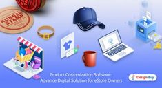 The iDesigniBuy product design software is designed to provide maximum success in setting up ecommerce printing and making product customizations based on the areas covered in this article.