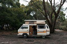 vintage van life
