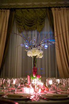 Wedding, Flowers, Reception, Centerpiece