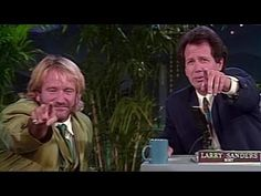 Robin Williams: The Larry Sanders Show