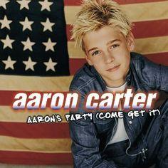 Aaron Carter first album 2000