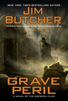 Grave Peril by Jim Butcher - Just finished this. I thought it was a really good story! Great paranormal fiction with a twist on the old legends. ***Recommended