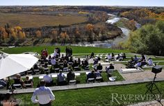 Riverview Bed and Breakfast - Events - Wedding Ceremonies and receptions near Okotoks, High River, Calgary