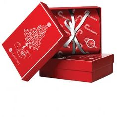 GLOSSYBOX December 2013  boxlådan