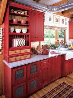 Rustic Kitchens - Design Ideas, Tips & Inspiration | Farmhouse ...